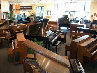 Seattle Yamaha Piano Dealer